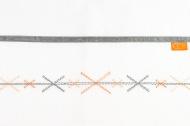 Briljant Laken Crozz Dark Peach 75 x 100 cm