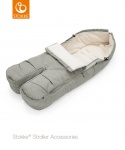 Stokke® Footmuff Brushed Grey