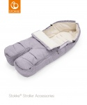 Stokke® Footmuff Brushed Lilac