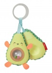 Skip Hop Farmstand Avocado Stroller Toy