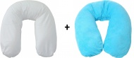 Form Fix Voedingskussen + Hoes Turquoise