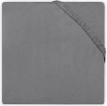 Little Lemonade Hoeslaken Jersey Dark Grey  40 x 80 cm
