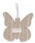 Baby Anne-Cy Speendoek Butterfly Beige