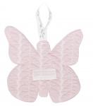 Baby Anne-Cy Speendoek Butterfly Pink