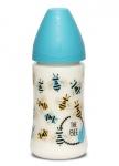 Suavinex Fles Fusion Bee Blue 270ml