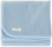 Little Lemonade Deken Dusty Blue 75 x 100 cm