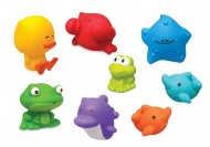 Infantino Sea Chums Squirter set