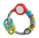 Infantino Shake En Spin Rattling Ring