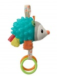 Infantino Gaga Textured Pal Hedgehog