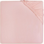 BD Collection Hoeslaken Jersey Soft PInk   