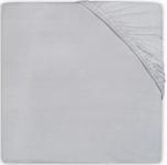 BD Collection Hoeslaken Badstof Soft Grey 60 x 120 cm