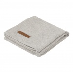 Little Dutch Swaddle Pure Grey  120 x 120