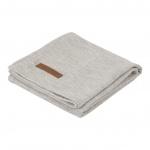 Little Dutch Swaddle Pure Grey  120 x 120