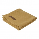 Little Dutch Swaddle Pure Ochre  120 x 120