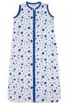 Meyco Slaapzak Zomer Dots Bright Blue  90cm
