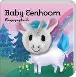 Imagebooks Vingerpopboek Baby Eenhoorn