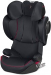 Cybex Solution Z-Fix Scuderia Ferrari Victory Black/Black
