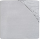 BD Collection Hoeslaken Badstof Soft Grey