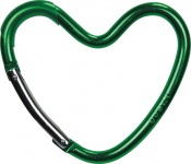 Dooky Hook Hearts Groen