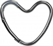 Dooky Hook Hearts Zilver