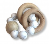 Chewies & More  Rattle Marble