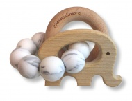 Chewies & More Play Rattle Marble