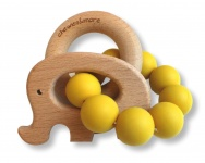 Chewies & More Play Rattle Oker