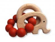 Chewies & More Play Rattle Rusty Cinnemon