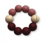 Chewies & More Basic Chewie Burgundy/Blush