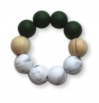 Chewies & More Basic Chewie Deep Green/Marble