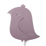 Roommate Wandlamp Bird Violet