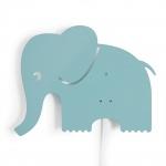 Roommate Wandlamp Elephant Blue