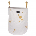 Roommate Laundry Basket Off White