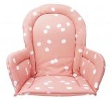 Briljant Stoelverkleiner Spots Grey Pink