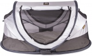 Deryan Travel-Cot Peuter Luxe Silver 2019