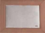 Baby's Only Boxkleed Sparkle Koper-Honey Mêlee   85 x 100 cm