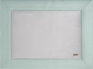 Baby's Only Boxkleed Sparkle Goud-Mint Mêlee   75 x 95 cm