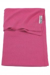 Meyco Deken Knit Basic Bright Pink 100 x 150 cm