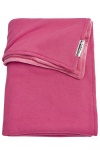 Meyco Deken Knit Basic Winter Bright Pink 100 x 150 cm
