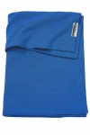 Meyco Deken Knit Basic Bright Blue 75 x 100 cm