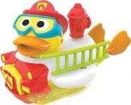 Yookidoo Jet Duck Create A Firefighter