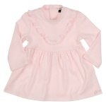 Gymp Jurk Frills Light Pink