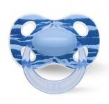 Bibi Fopspeen Natural Wild Baby Blue 6-16mnd