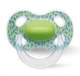 Bibi Fopspeen Natural Wild Baby Green 16mnd+