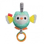 Infantino Textured Sensory Pal Owl