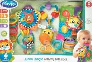 Playgro Jumbo Jungle Activity Gift Pack