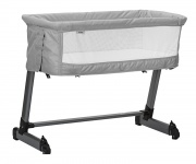 We-Too Co-Sleeper Grey