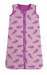 Briljant Slaapzak Winter Jungle Dusk Leopard Pink 70cm
