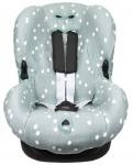 Briljant Autostoelhoes 1+ Spots Stonegreen