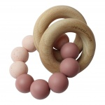 Chewies & More Basic Rattle Blush/Rose Gritt